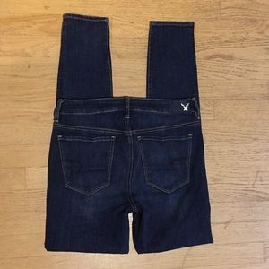 American Eagle High Rise Jegging Size 8 Long